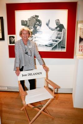 CLAIRE DELANNOY, Commissaire de l'exposition