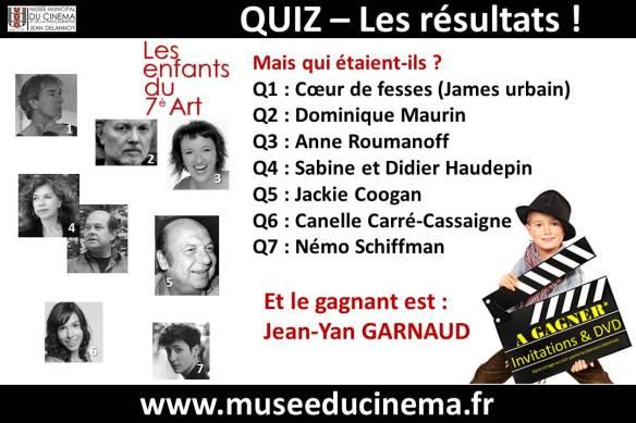 Quiz-results